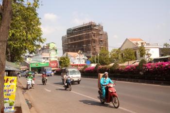 Bán gấp nhà mặt tiền Hà Huy Giáp 8*35m sổ hồng riêng quận 12