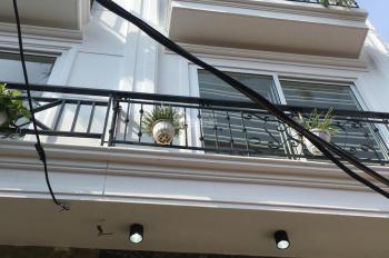 Bán nhà Tả Thanh Oai, Thanh Trì (cách cầu Tó Đại Thanh 1,5km), 35m2, 4 tầng, 4PN, mặt ngõ đẹp