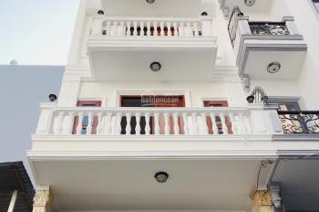 Bán nhà mặt tiền Bắc Hải - Lê Thị Riêng, DT: 4.3x24m (nở hậu 4,5m), 4 lầu, giá bán 13.5 tỷ TL