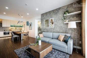 Cho thuê căn hộ Flemington, giá 15tr/tháng, 87m2, 2PN, tầng cao view đẹp, 0763915342 Quảng