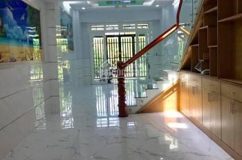 Cho thuê nhà nguyên căn hẻm 6m đường Phan huy ích gần ngã 4 Quang trung,P12,Q gò vấp