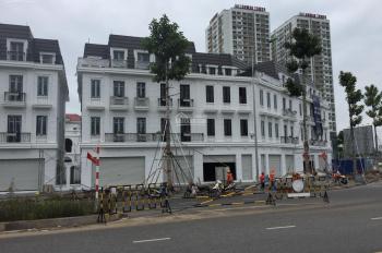 Gia đình cần tiền bán nhanh lô shophouse Embassy Garden mặt đường 60m - KĐT Tây Hồ Tây