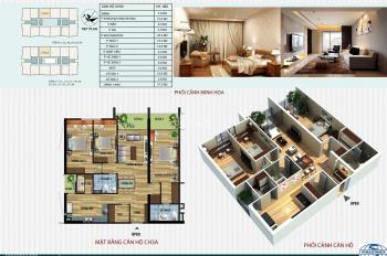 Chính chủ bán căn 3B ( 09)  dt 141,1m2 tòa CT4 Vimeco II. Giá 29tr/m2 CC : 0904 897 255