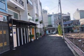 Lô đất MT Thích Quảng Đức, Phú Nhuận 3 mặt tiền, khu dân cư đông đúc, 60m2 - 3 tỷ - 0933758593