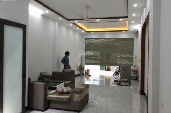 Nhà 54m2*5T mới mặt Ngõ 6m, ôtô vào nhà, KD tốt 92/56 Mai Động, Minh Khai. 9p,4WC. SĐCC