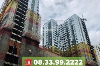CH 2PN - 73m2 giá chỉ 3 tỷ 1 - Cùng đại siêu thị với 6 tầng TTTM lớn nhất Quận 8. LH: 0833992222