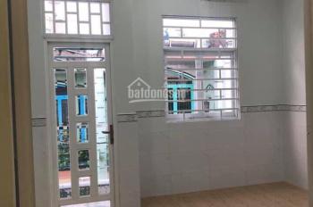 Cho thuê nhà Hậu Giang, 3.2 x 14m, 1 lầu 2 phòng ngủ, nhà đẹp