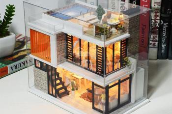 Cho thuê nhà mặt tiền Sư Vạn Hạnh Cạnh Vạn Hạnh Mall.DT 4.2x25 Nhà 3 lầu mới,LH 0907877751 Hoàng Đệ