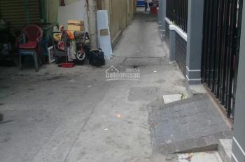 Bán nhà 2 mặt hẻm Trần Văn Đang, q. 3 có sân để xe rộng rãi DT 30m2