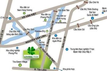 Dự án căn hộ Lovera Vista Khang Điền nhận giữ chỗ 50tr, vị trí đẹp