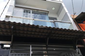 Bán nhà gấp diện tích 4mx7m, đúc 1 tấm, nhà đẹp, giá 2.55 tỷ, hẻm rộng 4m đường số 2, KP10, BHHA
