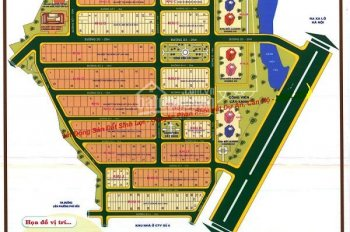 Cần bán đất nền khu dân cư Hưng Phú, hướng Đông Nam, đường 16m, nền 5m x 18m, giá bán 48.5tr/m2