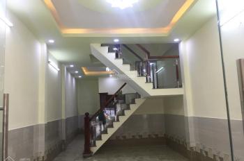 Bán Nhà 4x22m, 1 trệt 1 lầu sân xe hơi,gần ngã 3 Đông Quang, Quận 12 đường 5m xe hơi sổ hồng riêng