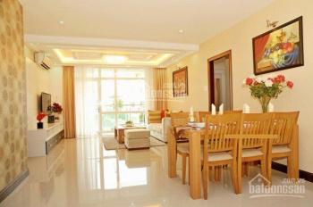 Cho thuê CHCC số 6 Đội Nhân, Ba Đình, 110m2, 3PN, nội thất rất đẹp, 11 tr/th. LH 0981 545 136