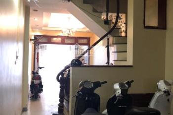 Cần bán nhà 4 tầng mặt ngõ phố Xuân Thủy, 50m2, MT3.6m, giá 4.1 tỷ