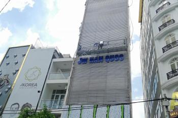 Cho thuê nhà mới đẹp MT Nguyễn Đình Chiểu Q3, 8 tầng thang máy giá 130 triệu.0969.615.715