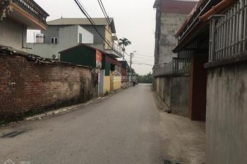 Bán đất xóm 8 Đông Dư diện tích 60m2 ô tô đỗ cửa giữa Vinpearl Land Gia Lâm