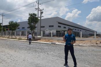 DT 2000m2 đất nền QL 13 ngay cổng KCN Chơn Thành Bình Phước giá chỉ 1.1 tỷ sổ hồng, LH 0962.607.550