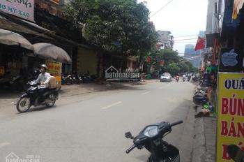 Bán nhà mặt phố Chính Kinh, Nguyễn Trãi, vị kinh doanh cực tốt, DT: 72m2, MT 4m, 9,5 tỷ