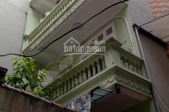 Bán nhà ngõ 281 Trần Khát Chân, 77m2, giá như ngoại thành