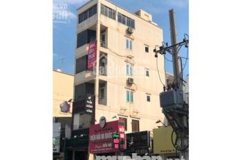 Cho thuê nhà nguyên căn 2 mặt tiền 411B Hai Bà Trưng, ngay ngã 3 Trần Quang Khải, Quận 3