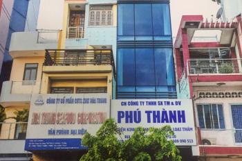 Chính chủ cho thuê lầu 1 + 2 + 3 + 4 địa chỉ 309 Lý Thái Tổ, P.9, Q.10 - LH 0909990513