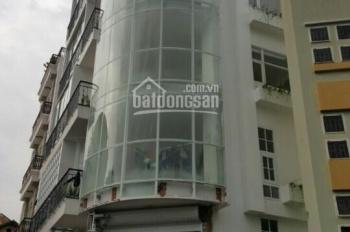 Bán gấp Tòa nhà MT Nguyễn Chí Thanh, P12, Q5, DT 8x25m, hầm, 8 tầng, giá chỉ 75 tỷ