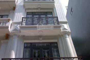 Chính Chủ bán nhà mới xây 5 tầng, tầng 1 kinh doanh và ô tô đỗ cửa, tại Văn Phú Hà Đông