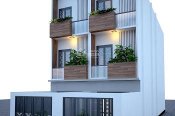 Nhà phố 2 lầu giá rẻ, siêu đẹp, siêu chất lượng ngay ngã 4 Ga, Q12, chỉ 1,245 tỷ