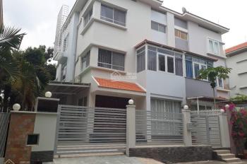 Bán biệt thự đơn lập giá ưu đãi khu sầm uất kinh doanh rất tốt ngay trung tâm Phú Mỹ Hưng, Quận 7