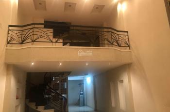 Bán nhà mặt phố phong cách Âu đường Sư Vạn Hạnh, DTCN: 4,5m x 14m, 4 lầu. Giá 15 tỷ