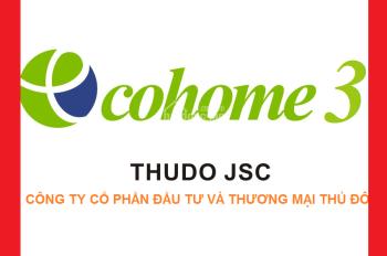 Quy mô 3500 hộ - Cơ hội đầu tư sinh lời vượt trội với kiot Ecohome 3 chỉ từ 32tr/m LH: 098.333.9904