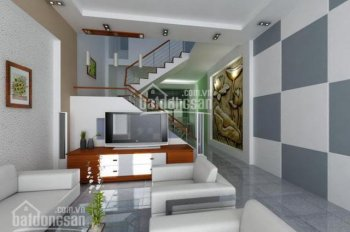 Bán nhà mới đẹp MT Quận Bình Thạnh Nguyễn Văn Lạc P19 4.5x29m HĐT 40tr/tháng, 27 tỷ