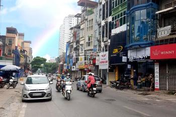 Bán nhà mặt phố Thái Thịnh, 40m², 4 Tầng, MT 7m, Lô Góc, Kinh Doanh Đỉnh, 12.8 tỷ