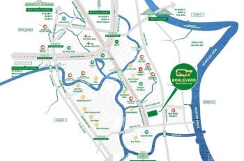 Căn hộ Q7 Boulevard Nguyễn Lương Bằng, liền kề Phú Mỹ Hưng giá chỉ từ 40tr/m2. LH: 0901.261.357