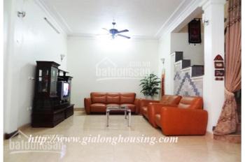 Cho thuê nhà 80m2 x 3 tầng ở ngõ 236 Âu Cơ, Quảng An, Tây Hồ