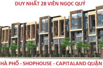 Cho thuê shophouse D2eight Capitaland mặt tiền Đồng Văn Cống, Quận 2, giá 104.2 triệu/tháng