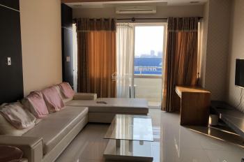 Cho thuê căn hộ New Horizon ngay khu Becamex. Loại 2 và 3 phòng ngủ, nội thất cao cấp LH 0963949972