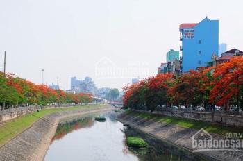 Bán mảnh đất Q. Hoàng Mai 70m, mặt tiền 4.3m, xây cho thuê hái ra tiền, 3 tỷ, giá nào cũng bán
