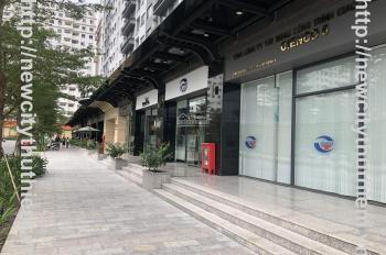 Cho thuê mặt bằng shophouse New City Thủ Thiêm làm văn phòng