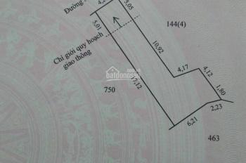 Bán nền nhà đường Nguyễn Văn Trỗi, phường 2, TP. Cao Lãnh. LH: 0986.904.186