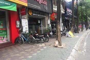 Chính chủ việt kiều Nga bán nhà mặt phố Trung Hòa, Quận Cầu Giấy, Hà Nội 135m2, 0903400869