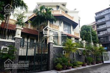 Bán biệt thự Quận 10, đường Nguyễn Chí Thanh gần chợ An Đông, DT (8x20m), nhà mới vào ở ngay