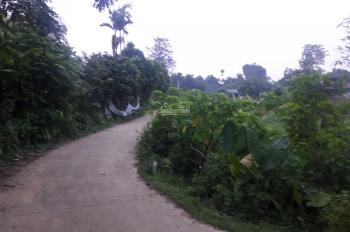 Bán đất giá rẻ: 4.000m2, giá 280tr/1 sào, đất giáp CNC Hòa Lạc, View đẹp, (LH Nam Em 0966.615.605)