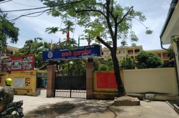 Bán nhà ngã ba Võ Thị Sáu, Thanh Nhàn xây mới 62m2, 5 tầng ngõ 3m thông gần phố, giá 5.75 tỷ