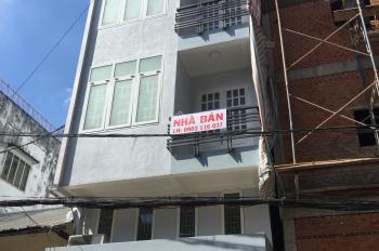 Bán gấp nhà 2 mặt tiền Nguyễn Trãi Q5 DT(4x20m) giá 21 tỷ
