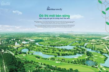 Đất nền Biên Hòa New City, 100m2 hướng Đông Nam, đã có sổ đỏ, giá từ 10 tr/m2, LH 0909616400