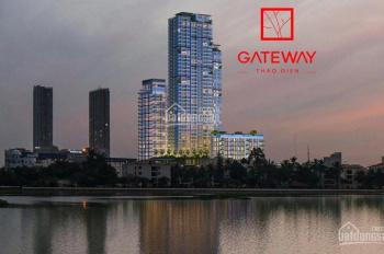 Cho thuê CH 1PN GateWay Thảo Điền 51m2 View Sông rất đẹp. Full NT. Giá $700. LH 0901446896 Hiếu