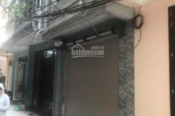 Bán nhà đất mới xây 4 tầng tại Long Biên