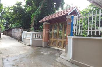 Bán đất phố Chùa Thông, phường Trung Sơn Trầm, TX Sơn Tây
